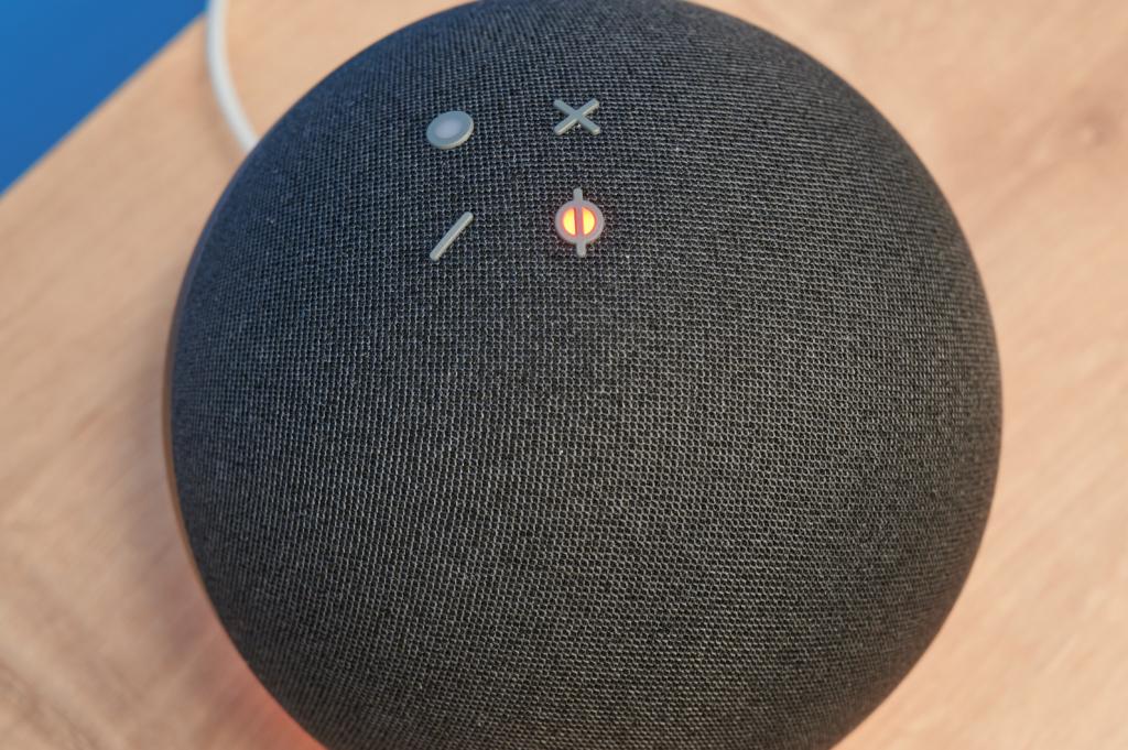 Amazon Echo deaktiviert