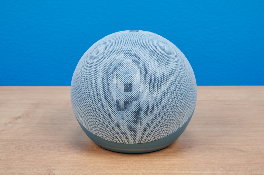 Amazon Echo Dot Frontal