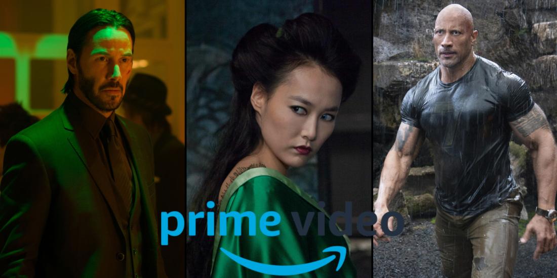 Neu auf Amazon Prime Video: Filme und Serien im April