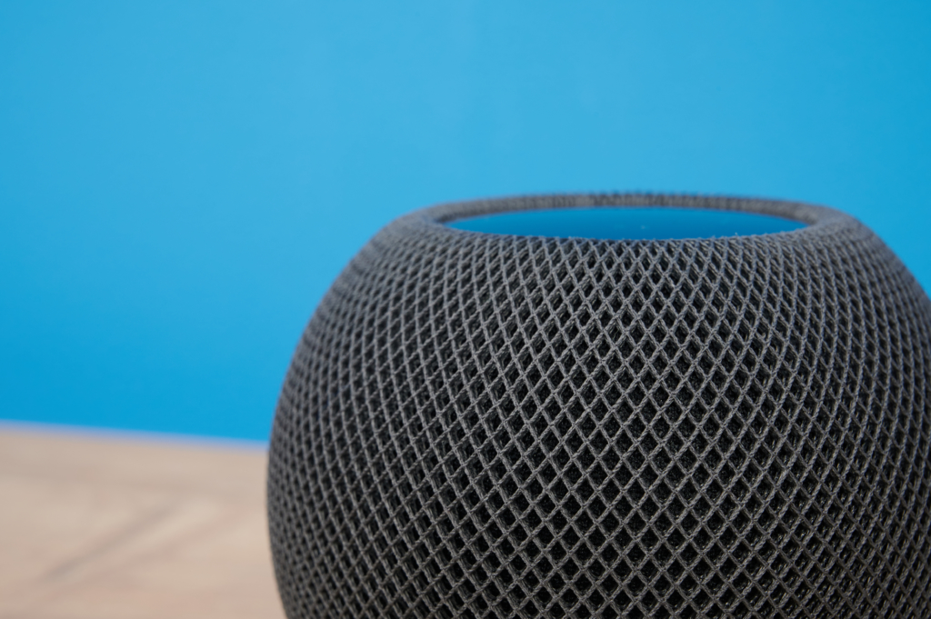 Apple HomePod mini Detail