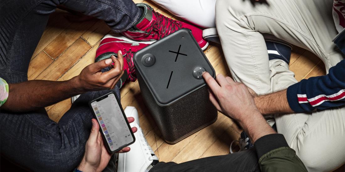 BT-Box der Ultimative: Ultimate Ears stellt HYPERBOOM vor