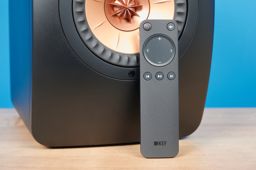 KEF LS50 Wireless II | Fernbedienung