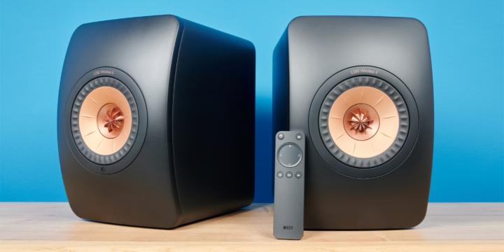 KEF LS50 Wireless II - Aktiv-Lautsprecher mit Mehrwert
