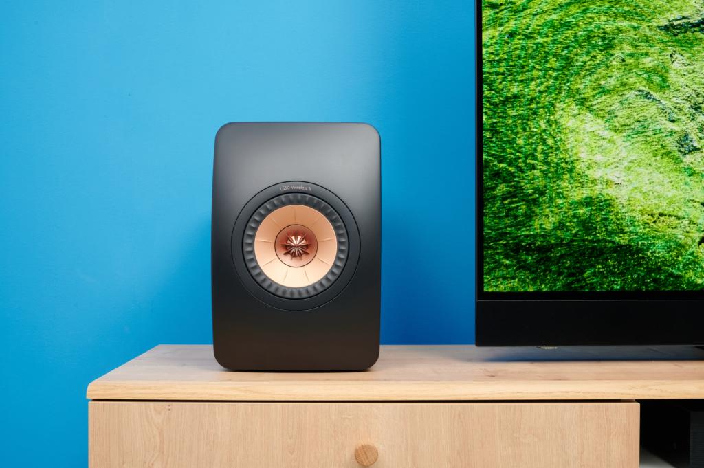 KEF LS50 Wireless II | Fernseher
