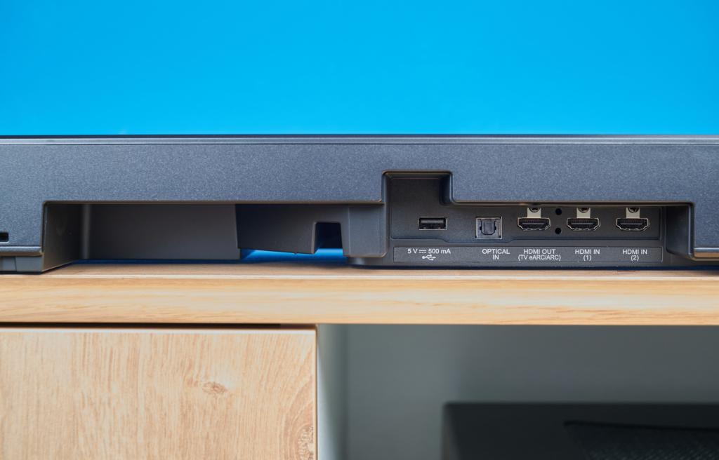 LG Soundbar DSN11RG Eingänge