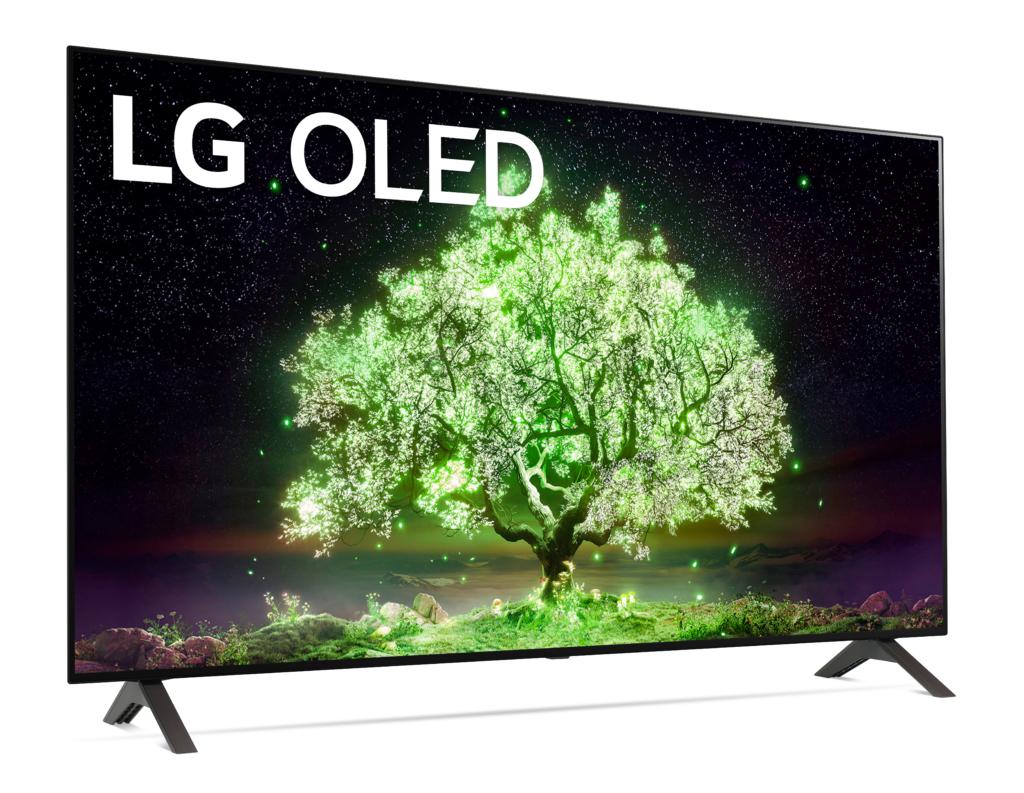 Der LG OLED A1