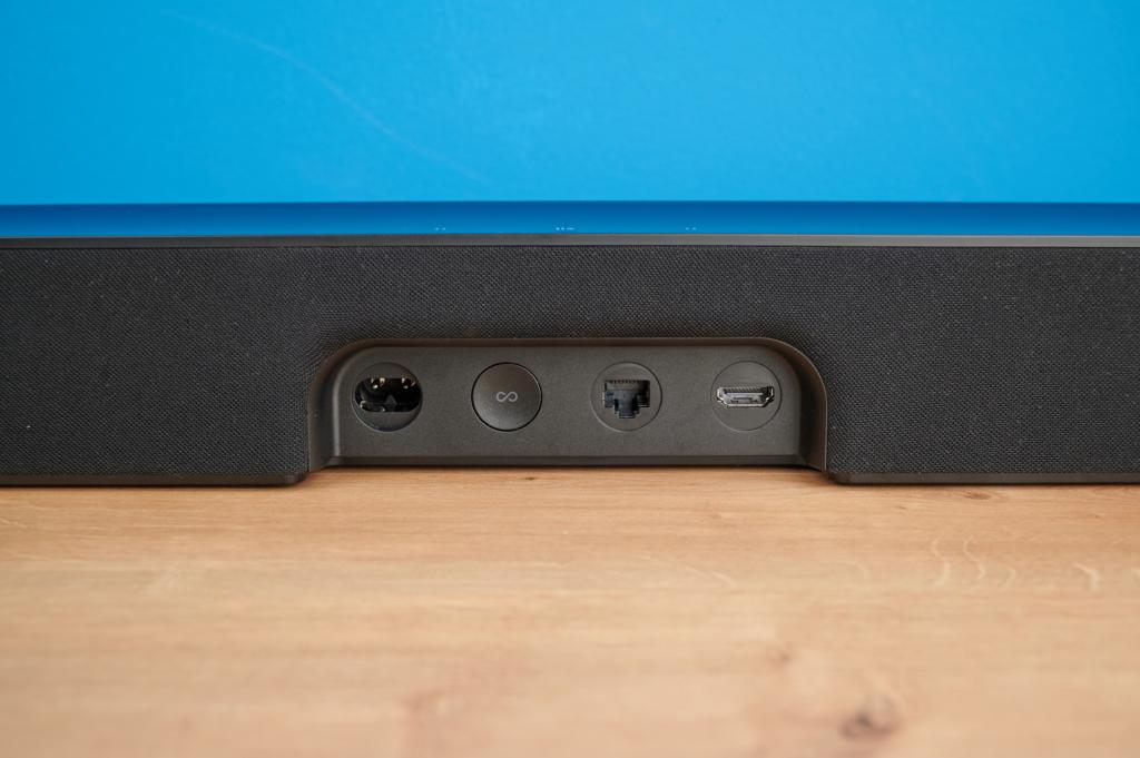 Sonos Beam Anschlüsse