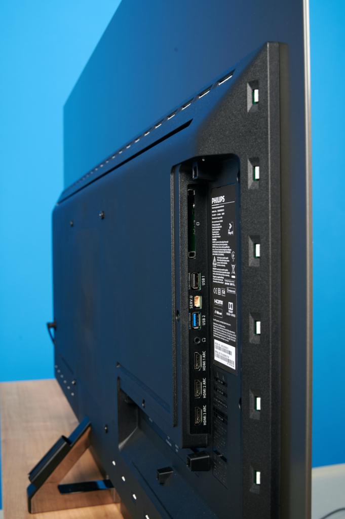 OLED935 von Philips SEITENANSICHT