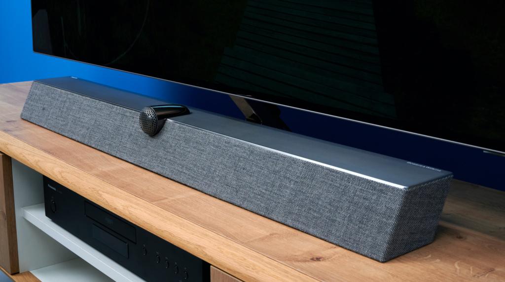 Standfuß des OLED 935 von Philips