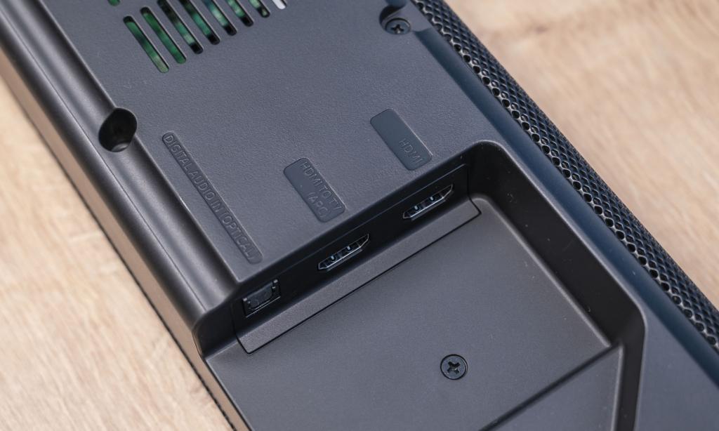 Samsung Soundbar HW-Q60T - HDMI-Anschlüsse