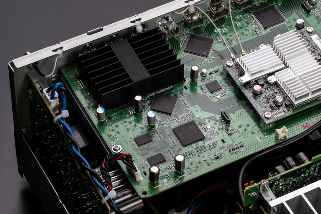 Marantz SR6015 Silver - Vide0-Prozessor