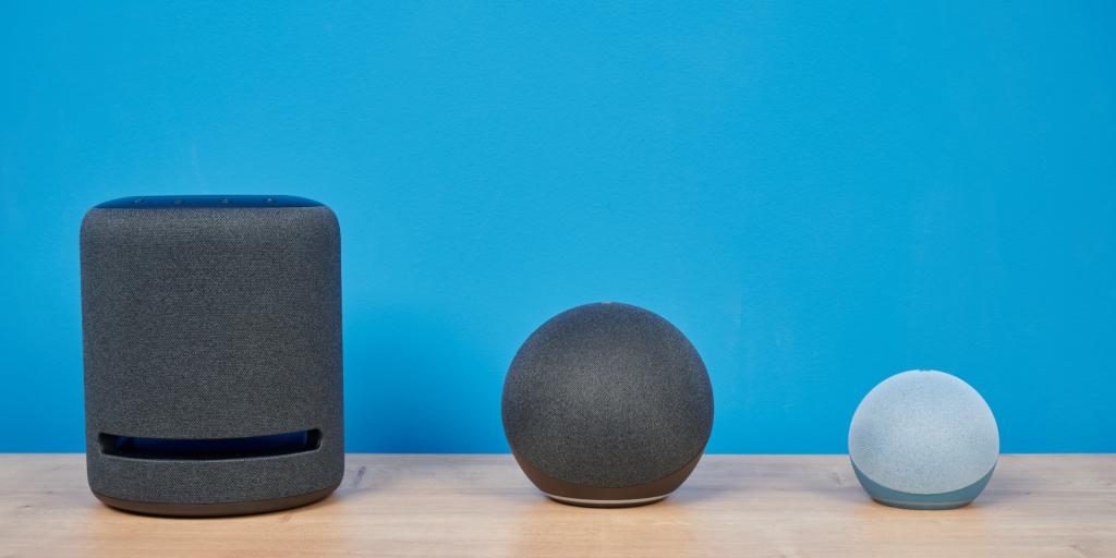 Amazon Echo Modelle
