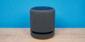 Amazon Echo Studio frontal