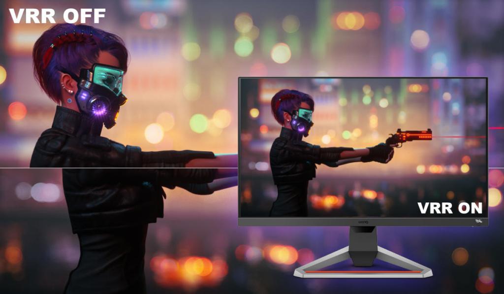 Sowohl TV- als auch Monitor-Hersteller locken Gamer mit VRR.