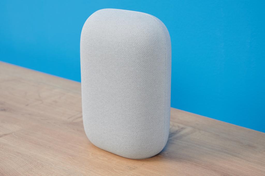 Google Nest audio schräg