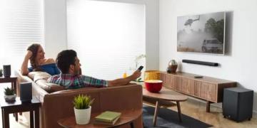 JBL Soundbars Wohnzimmer