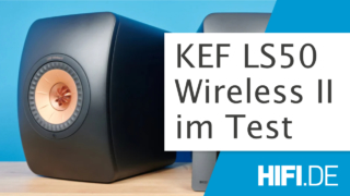 KEF LS50 Wireless 2 Video