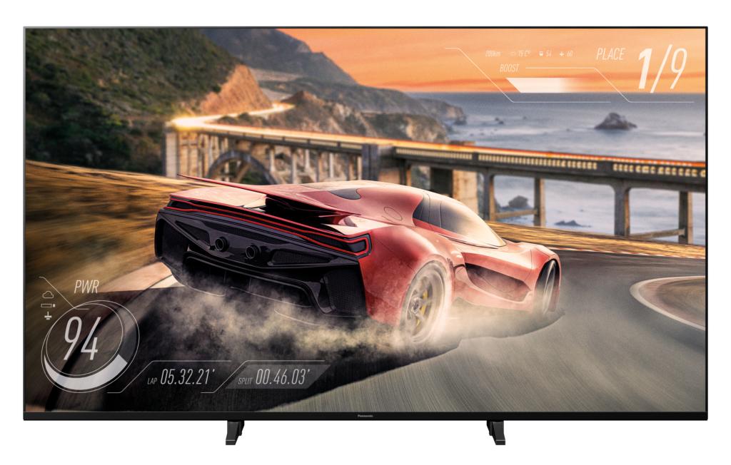 Panasonic TV Gaming