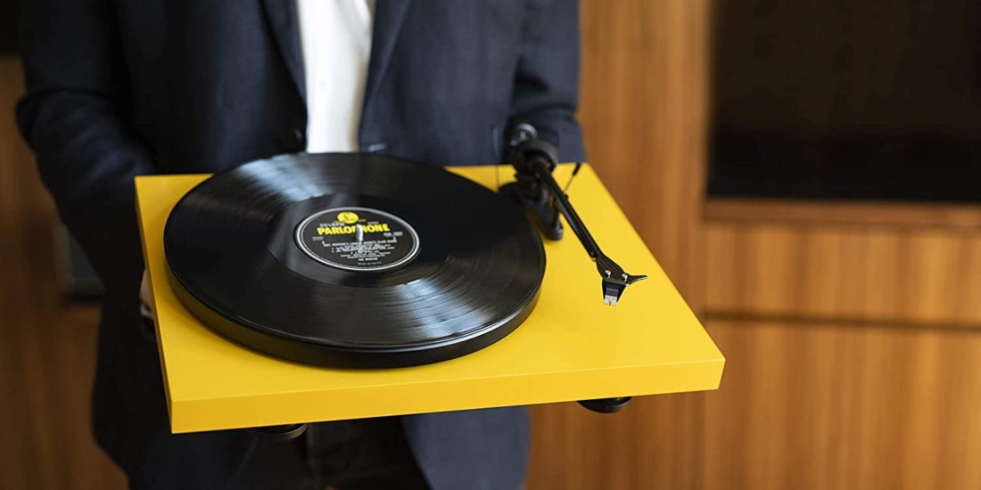 Pro-Ject Debut Carbon Evo im Test