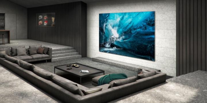 Samsung Fernseher 2021: Micro-LED und Neo QLED mit Mini-LED