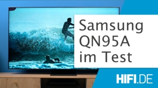 Samsung QN95A Test Video