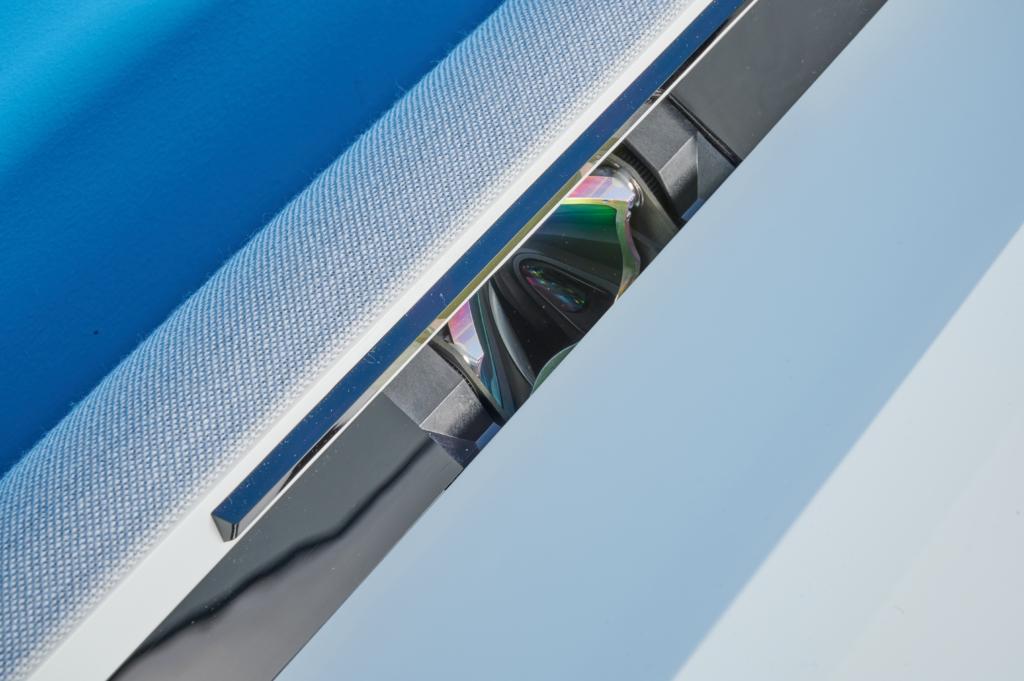 Der Laser des Samsung LSP7T