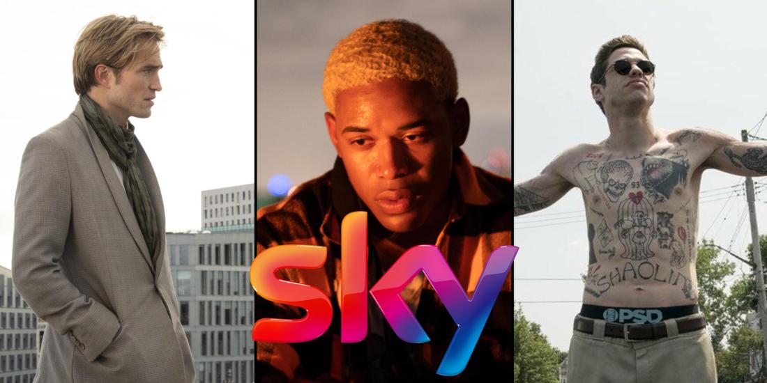 Neu bei Sky: Filme und Serien im April 2021