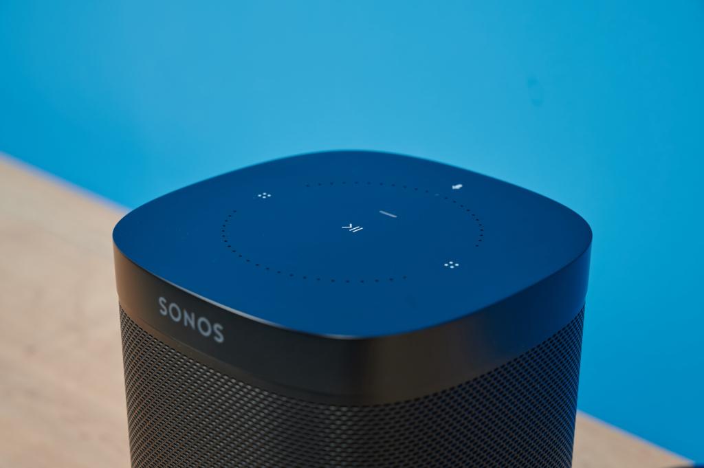 Sonos One Oberseite