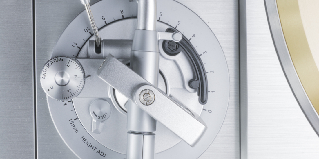 Technics SL-1000R Antiskating