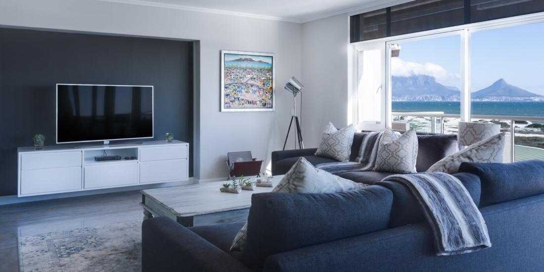 Größe 55 Zoll Fernseher - wie groß?