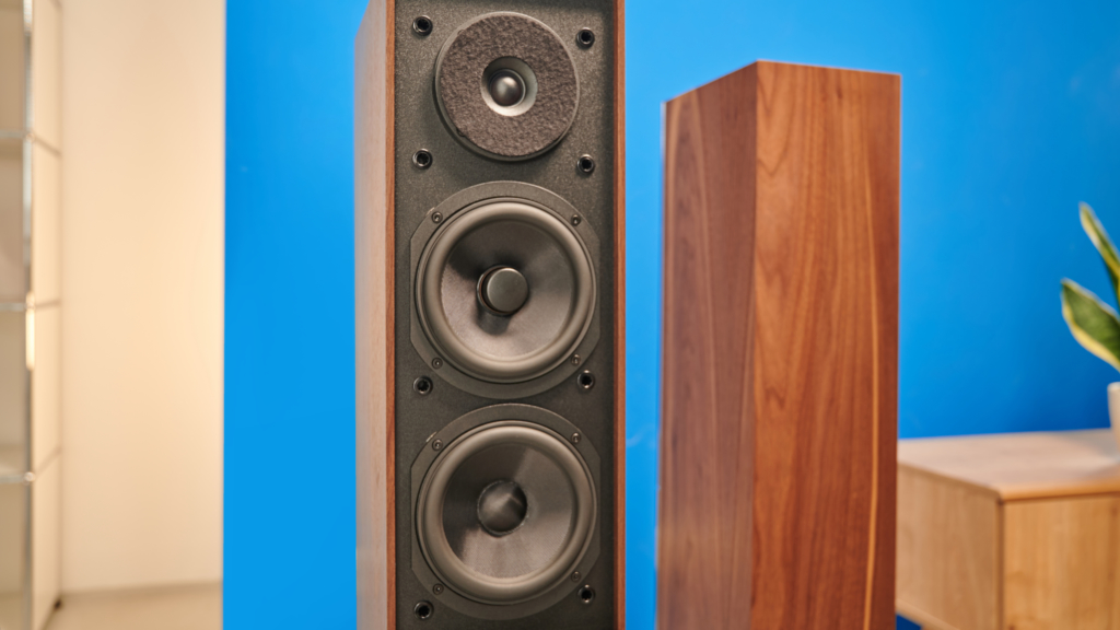 Audio Physic Classic 15 Front ohne Abdeckung