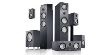 Canton stellt neue GLE-Lautsprecherserie mit Titan-Treibern vor