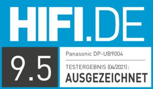 HIFI.DE-Testsiegel_Panasonic-DP-UB9004