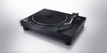 Für Vinyl-Einsteiger mit Ambitionen: Technics SL-100C