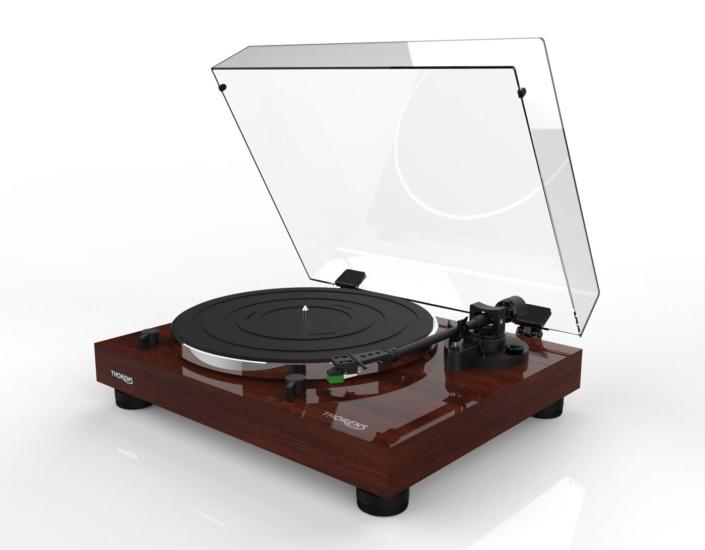 Thorens TD 202 im Test: Vinyl-Einstieg mit Phono-Preamp und USB