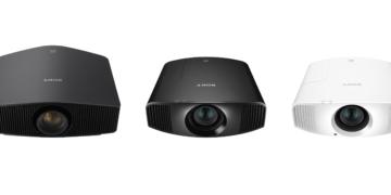 Sony VPL-VW890ES und VPL-VW290ES: Neue 4K-Beamer fürs Heimkino