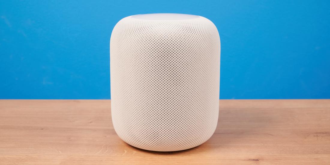 Apple HomePod frontal