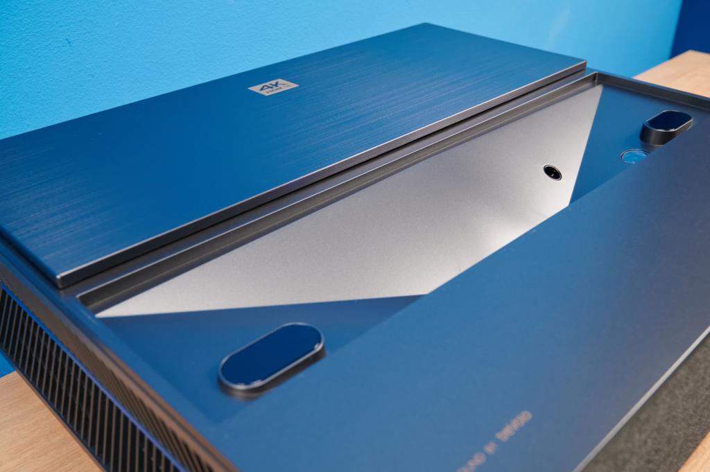 Der Laserbeamer BenQ V6050
