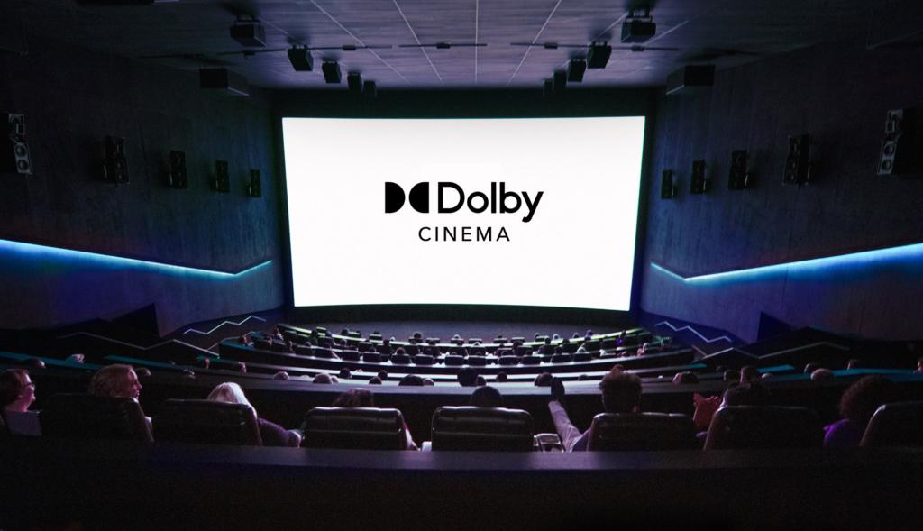 Dolby gereichte seine Präsenz im Kino bei der Etablierung von Dolby Atmos zum Vorteil.
