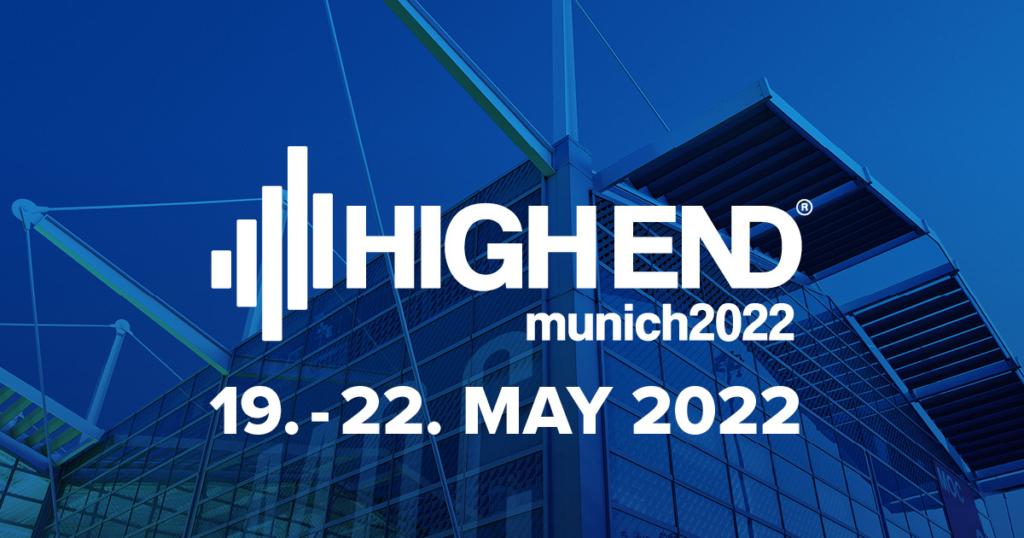 High End 2021 verschoben auf Mai 2022