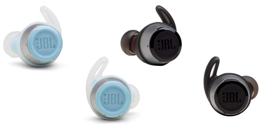 Die JBL Reflect Flow in beiden Farben