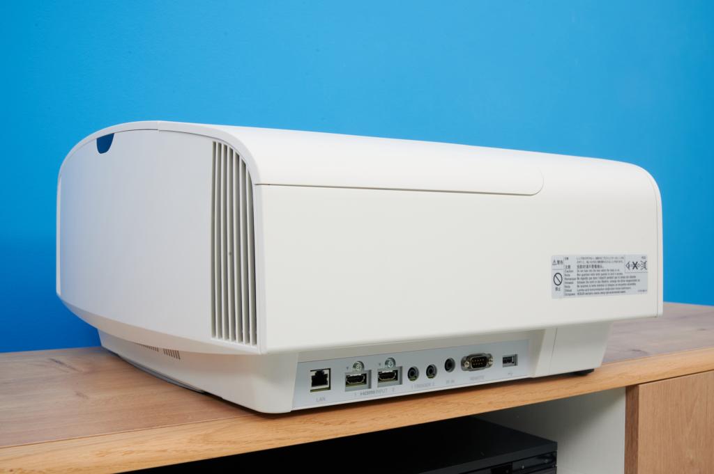 Heimkinobeamer Sony VPL-VW590ES - Seite