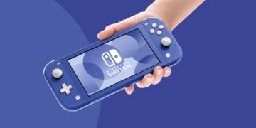 Nintendo Switch Lite: Neue Farbe, aber es gibt einen Haken