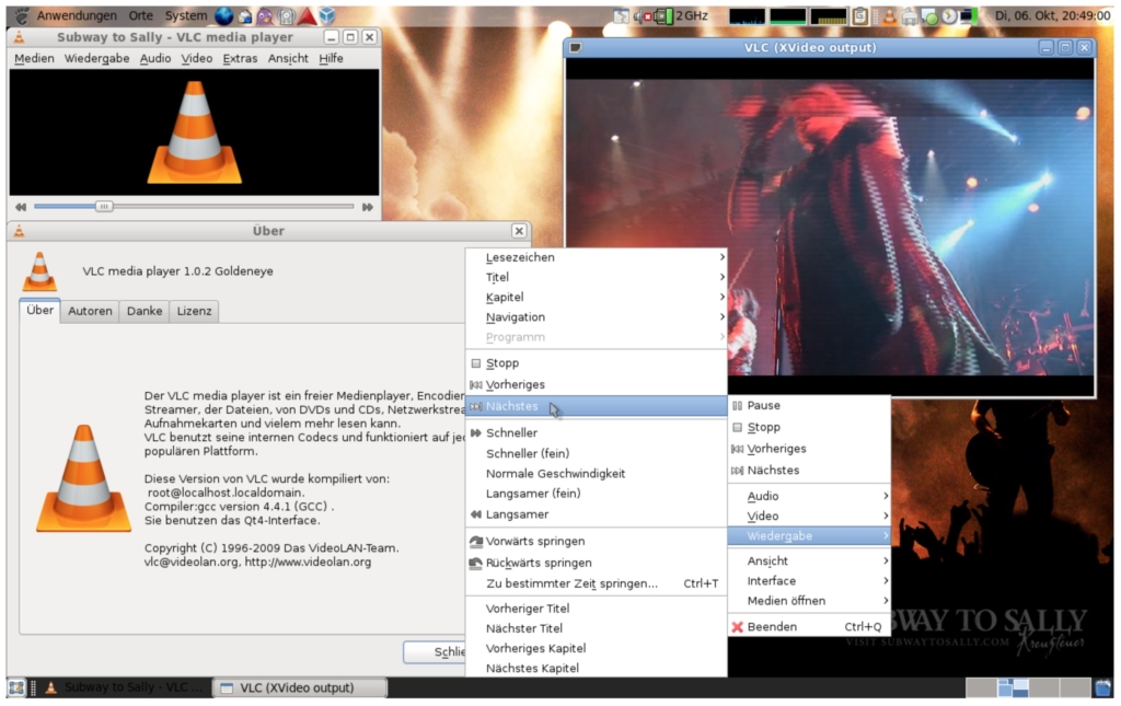 VLC Media Player für Windows