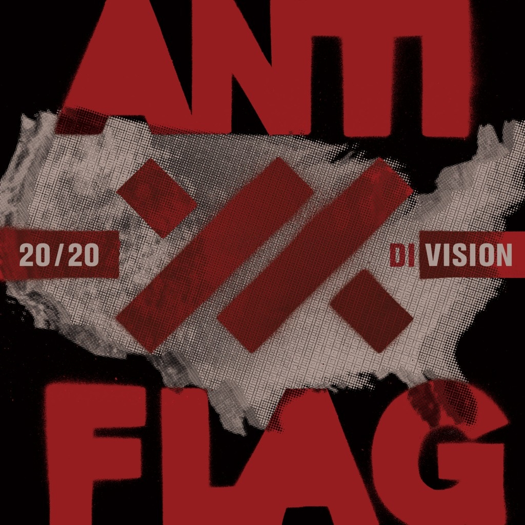 nti-Flag-2020 Divison Deluxe Edition Front Cover