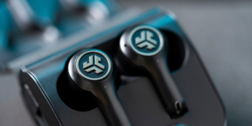 JLab Epic Air ANC: In-Ear-Kopfhörer mit 12 Stunden Spielzeit
