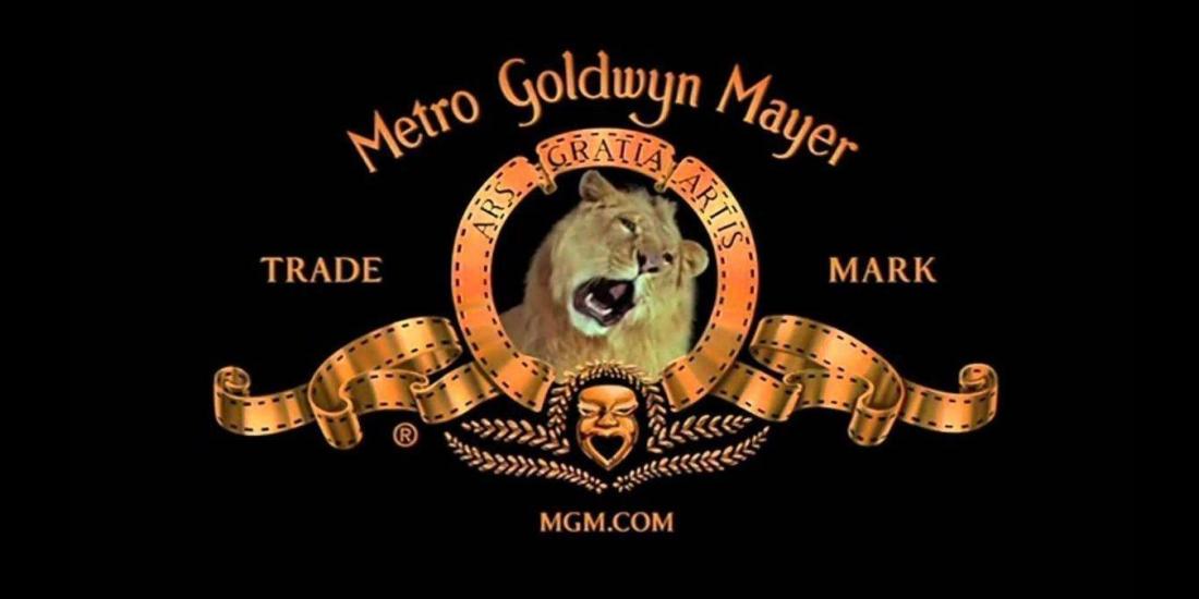MGM Maskottchen Löwe