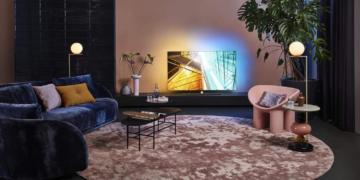 Philips OLED-TV: Beste Fernseher für die EM zum Top-Preis!