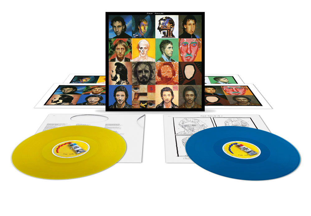 The Who Face Dances Package