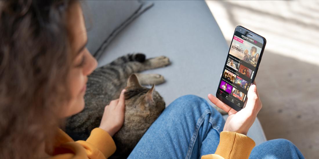 Amazon MiniTV App
